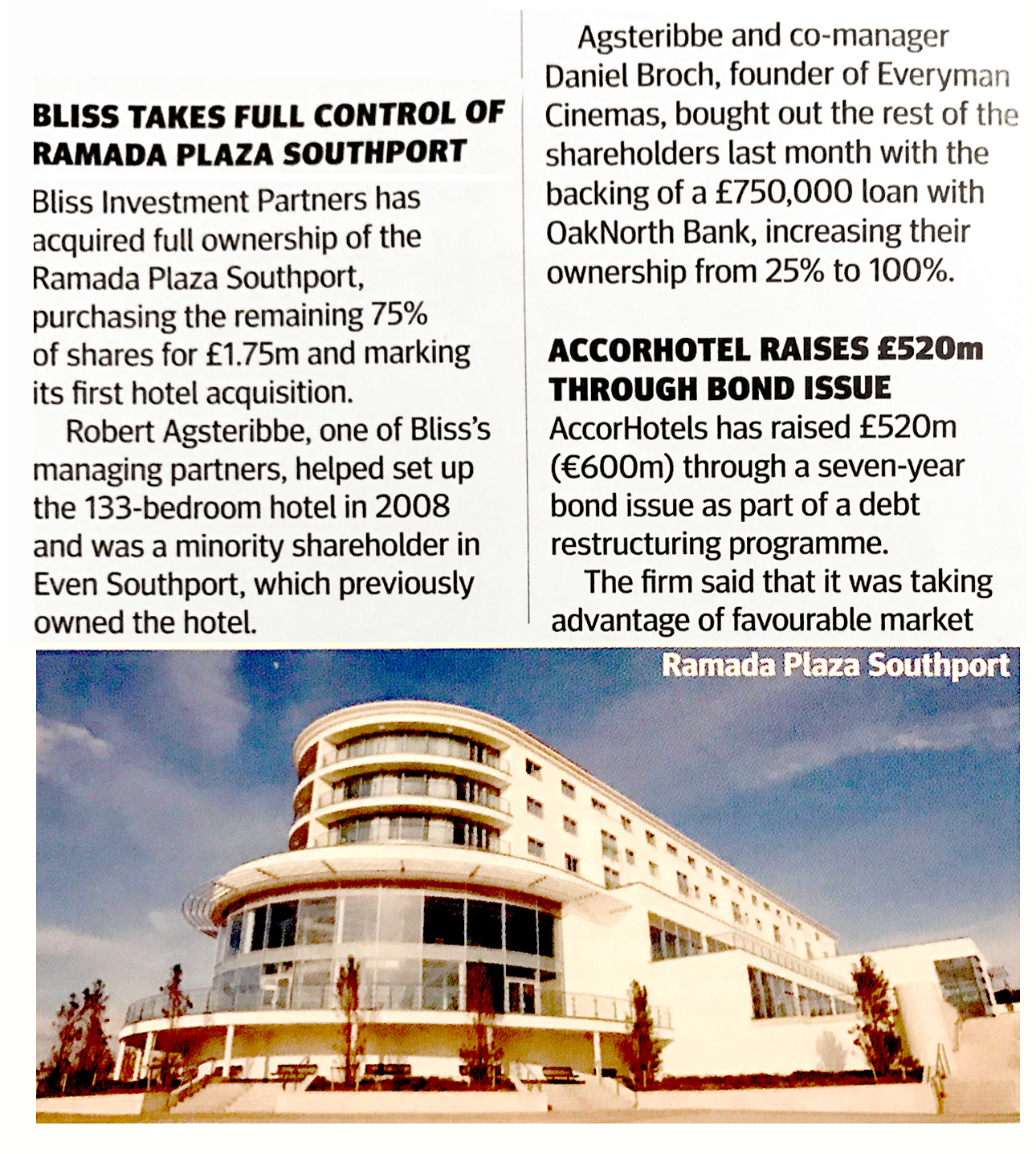 Bliss Investment Partners